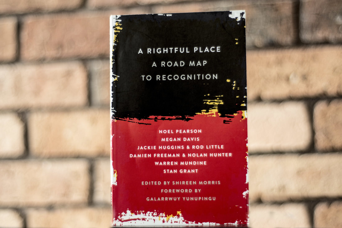 A Rightful Place; A Road Map To Recognition: Book Review