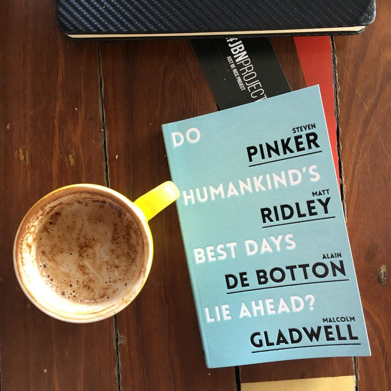 Do Humankind's Best Days Lie Ahead Review