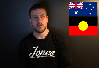Josh Jones Indigenous VLOG Josh Reid Jones
