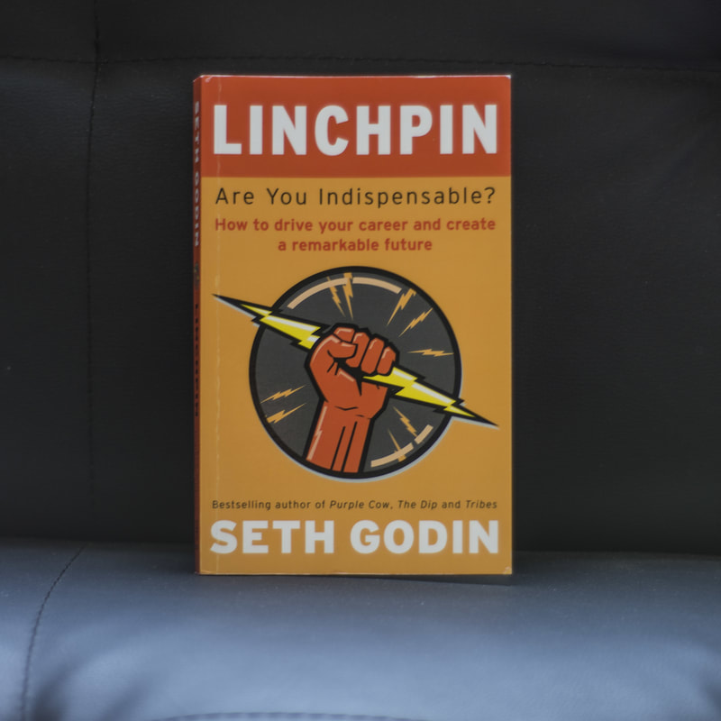 Linchpin Seth Godin - Review by Josh Reid Jones